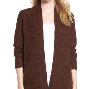 NWOT Eileen Fisher Alpaca Sweater Jacket size M